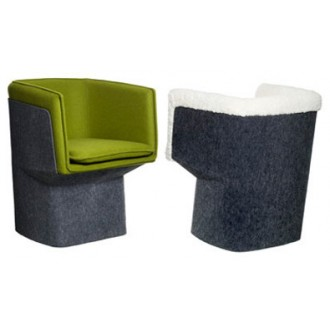 Edward Barber and Jay Osgerby Glove Easy Chair