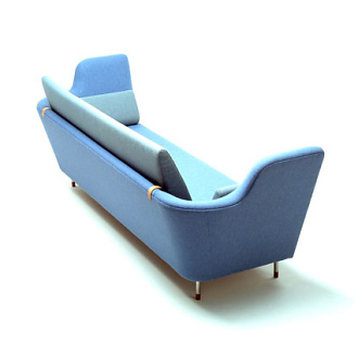 Finn Juhl Model 57 Sofa