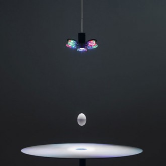 Ingo Maurer Threesome Lamp