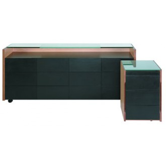 Miguel Angel Ciganda Suso Table and Shelving