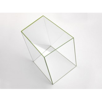 Piero Lissoni Wireframe Low Table
