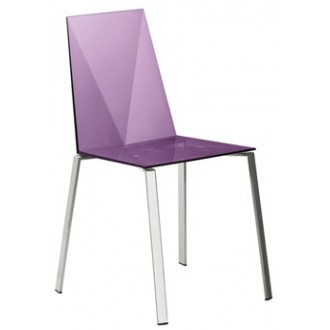 Robby Cantarutti and Francesca Cantarutti Ruby Chair