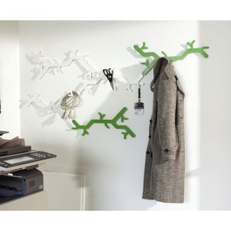 Jan Habraken and Alissia Melka-Teichroew Tree Hooked Coat Rack