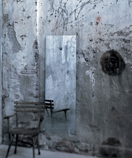 Jean Marie Massaud Fiction Mirror
