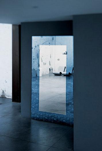 Piero Lissoni Outline Mirror
