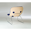 Jakob Thau Armadillo Armchair