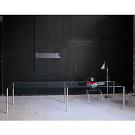 Piero Lissoni Steel Table