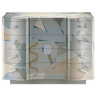 Alessandro Mendini Cetonia Chest Of Drawers
