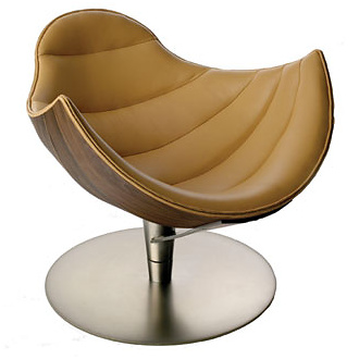 Oluf Lund and Eva Paarmann Shelley Armchair