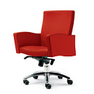 Lella and Massimo Vignelli Onda Office Chair