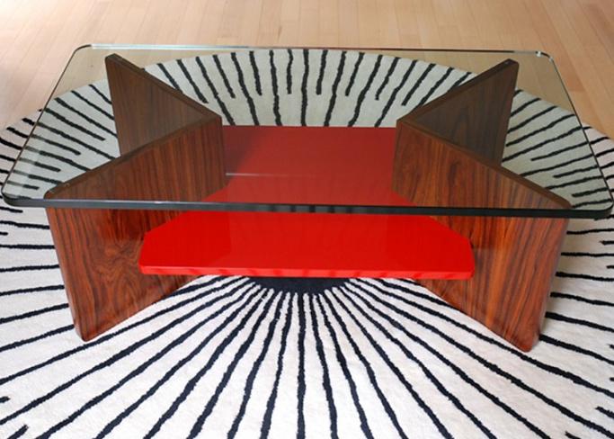 Alain Marzat Arrow Table