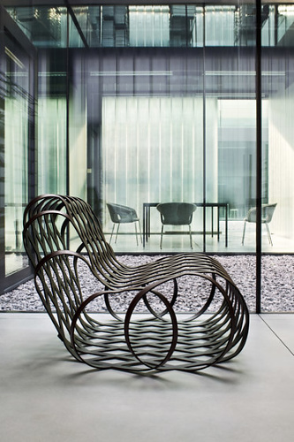 Antonino Rodriguez Aria Lounge Chair