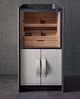 Carlo Colombo Gentleman Cigar Storage Unit
