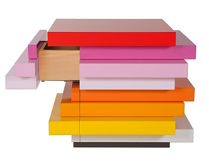 Emmanuelle Moureaux Mille-Feuille Chest of Drawers