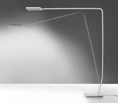 Ernesto Gismondi 90° Floor Lamp