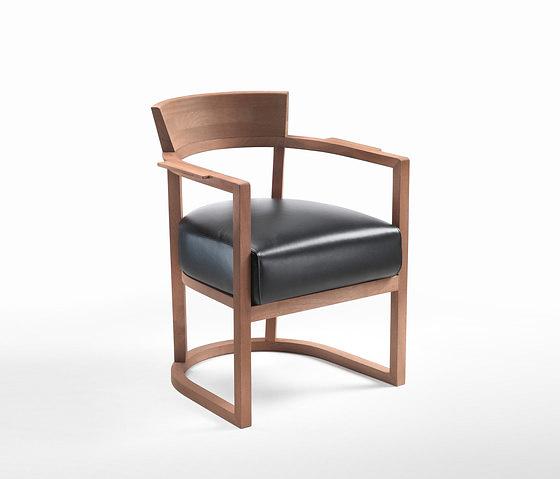 Flexform Barchetta Armchair