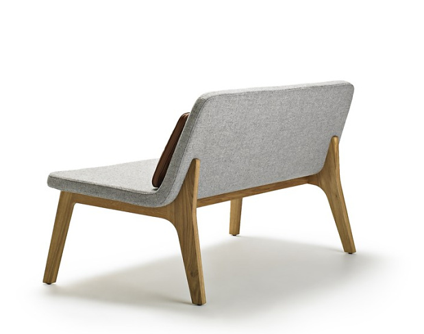 Gamfratesi Design Lean Small Sofa