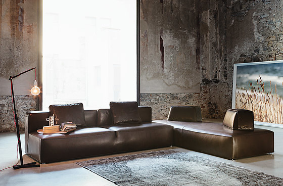 Gianluigi Landoni Glam 275 Sofa