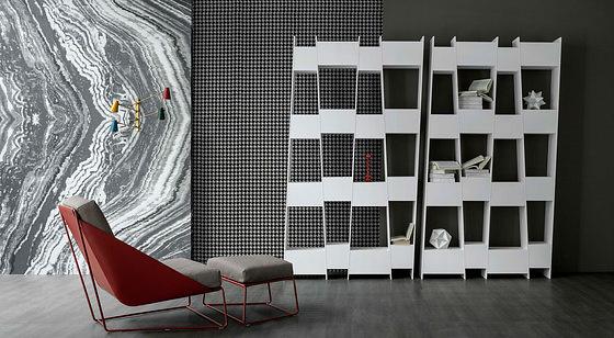 Giuseppe Viganò Tilt Bookcase