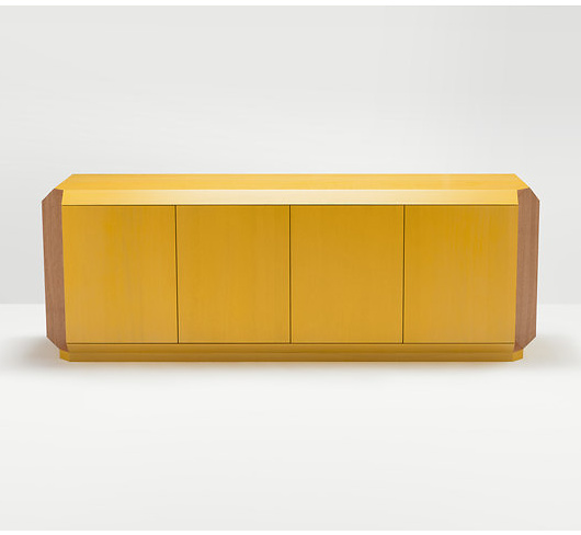 Hierve Corner Sideboard and Table