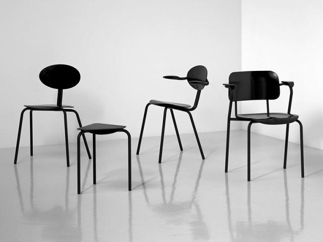 Ilmari Tapiovaara Lukki Chair With Armrests