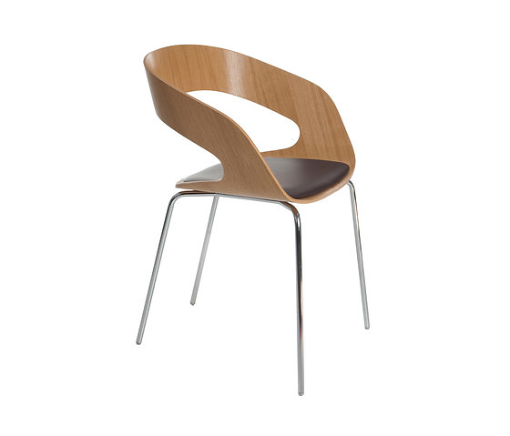 Jakob Wagner Chat 4-leg Chair