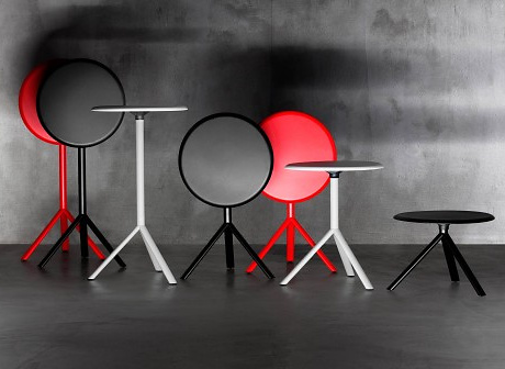 Konstantin Grcic Miura Table Medium Round