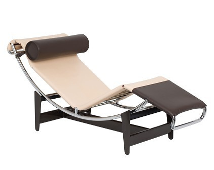 Le Corbusier Charlotte Perriand Pierre Jeanneret Cassina LC4 CP Chaise Longue