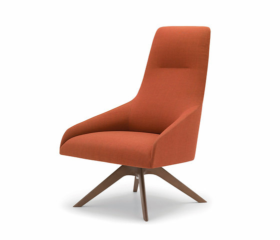 Lievore Altherr Molina Alya Lounge Chair