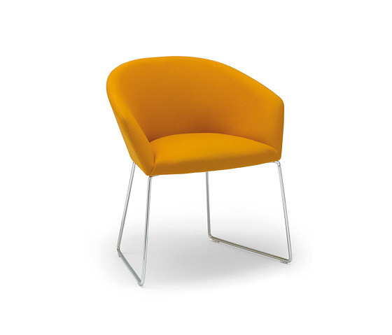 Lievore Altherr Molina Brandy Armchair
