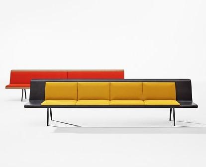Lievore Altherr Molina Zinta Waiting Modular Sofa System
