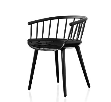 Marcel Wanders Cyborg Wood Chair