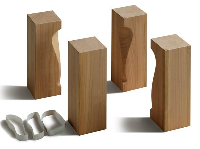 Marco Fiorentino Ceppo Small Table - Seat