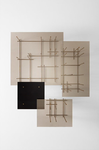 Massimo Castagna Tetris Table