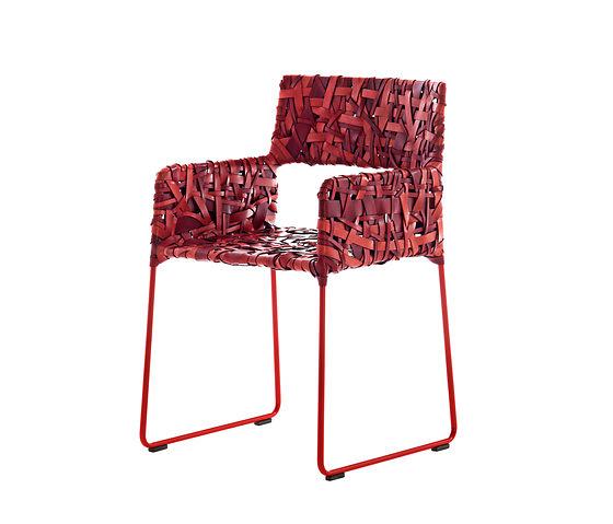 Maurizio Galante Rikka Chair