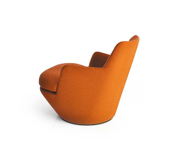 Niels Bendtsen Lo Turn Armchair