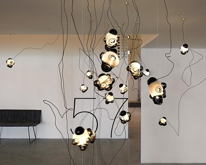 Omer Arbel 57 Lamp