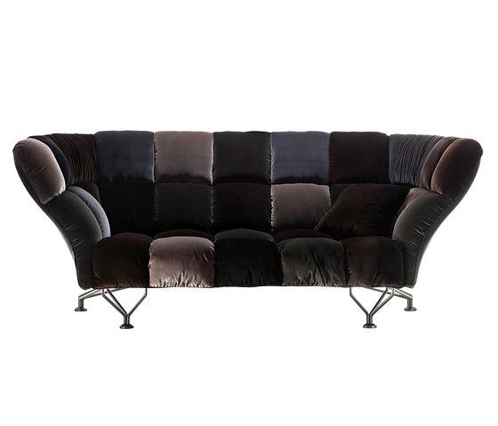 Paolo Rizzatto 33 Cuscini Sofa