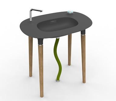 Paul Flowers Modern Nomads Washbasin