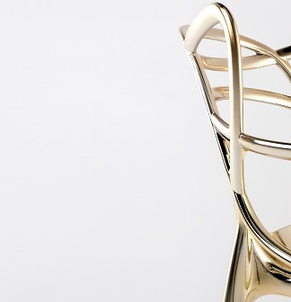 Philippe Starck Masters Gold Chair