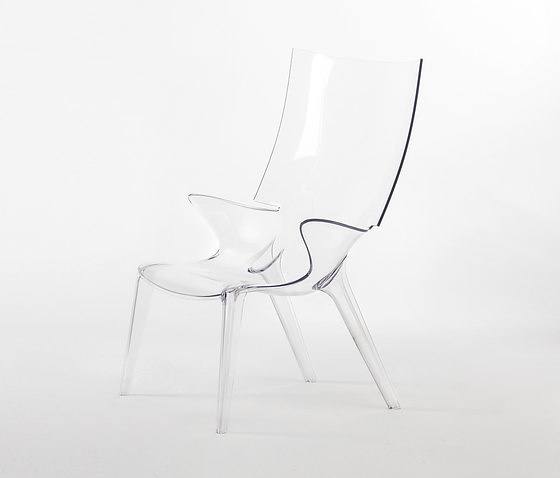 Philippe Starck Uncle Jim Armchair and Uncle Jack Sofa