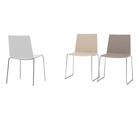 Piergiorgio Cazzaniga Flex High Back Chair