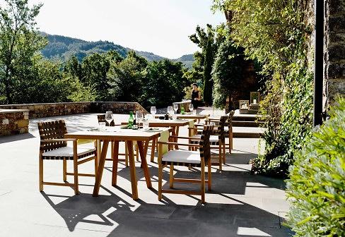Piergiorgio Cazzaniga Vis à Vis Square Table