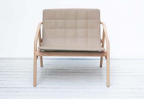 Raffaella Mangiarotti Loungette Armchair