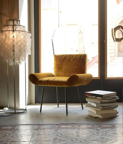 Roberto Baciocchi Ginevra Chair