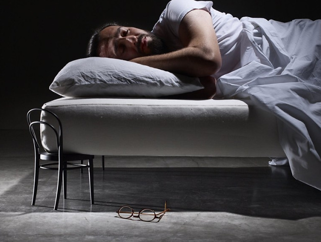 Ron Gilad 56 Day Bed