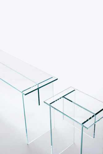 Ron Gilad Sublimazione 5-6 Bench and Stool