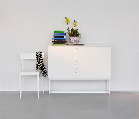 Sara Larsson Honey Cabinet