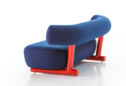 Sebastian Herkner Pipe Sofa