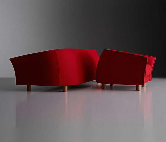 Staffan Holm Diva Sofa and Easy Chair